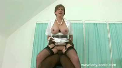Lady Sonia - Stretching Her Like Her Husband Never Could
