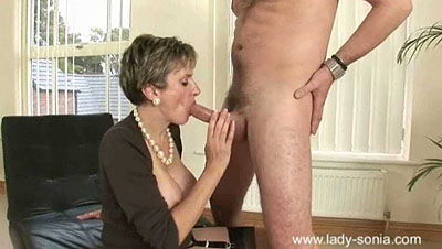 Lady Sonia - Unfaithful Wife Afternoon Ride