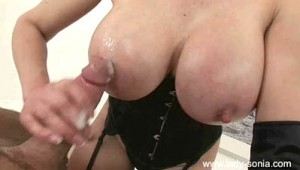 Lady Sonia - An Unfaithful Wifes Love Of Cum