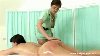 Lady Sonia & Leia - Massage & Punishment