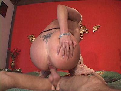 Big Ass MILF Humping a Cock