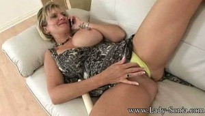 Lady Sonia - Phone Sex With My Husband